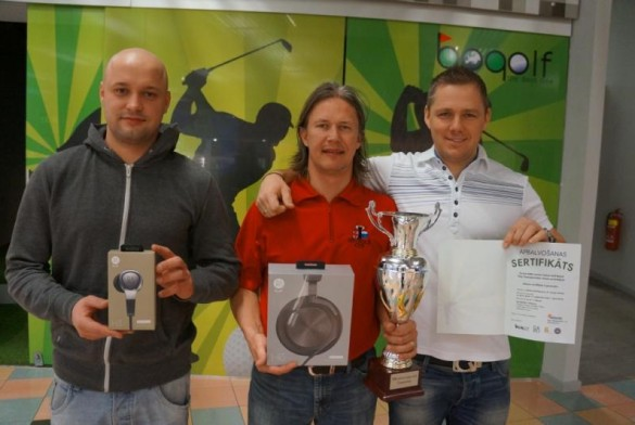 ENRI Latvian Indoor Golf Match-Play Championship