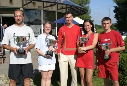 2nd International mixed tournament