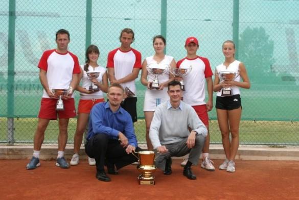 Parex Cup final.Coaches tournament.