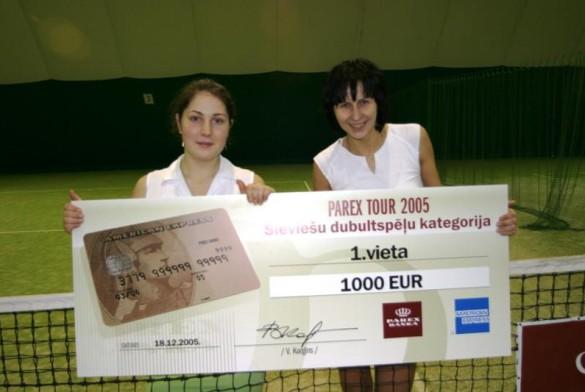 Man & woman mixed tournaments