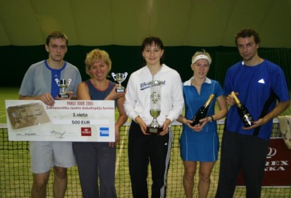 Christmas & New Year mixed tournaments