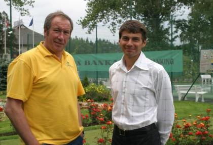 Tarpischevs tenisa klubā ENRI