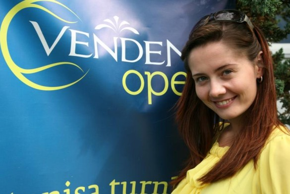First tour – woman single tournament Venden Open
