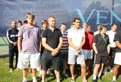 Man single tournament Venden Open