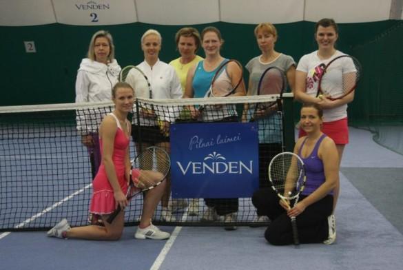Venden Open Masters женский финал