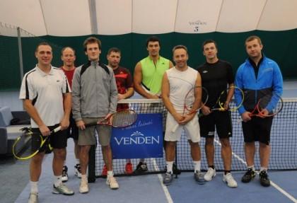 Venden Open Masters мужской финал