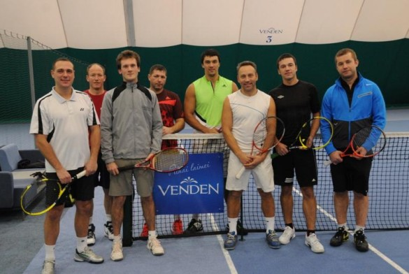 Venden Open Master man final
