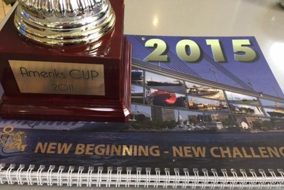 Ameriks CUP 2015