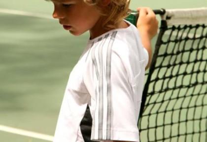 Children tennis school