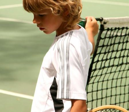 Children tennis school
