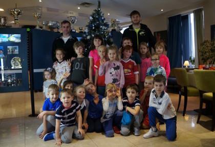 Ziemassvētku eglīte ENRI 2015