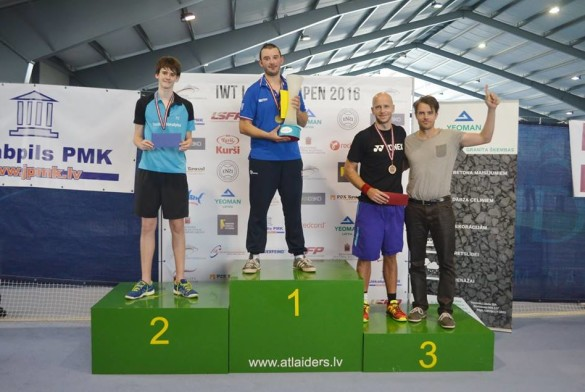 IWT Latvian Open 2016